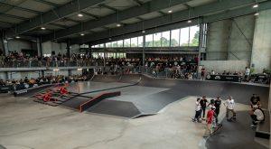 Biarritz 2019 final skateboard